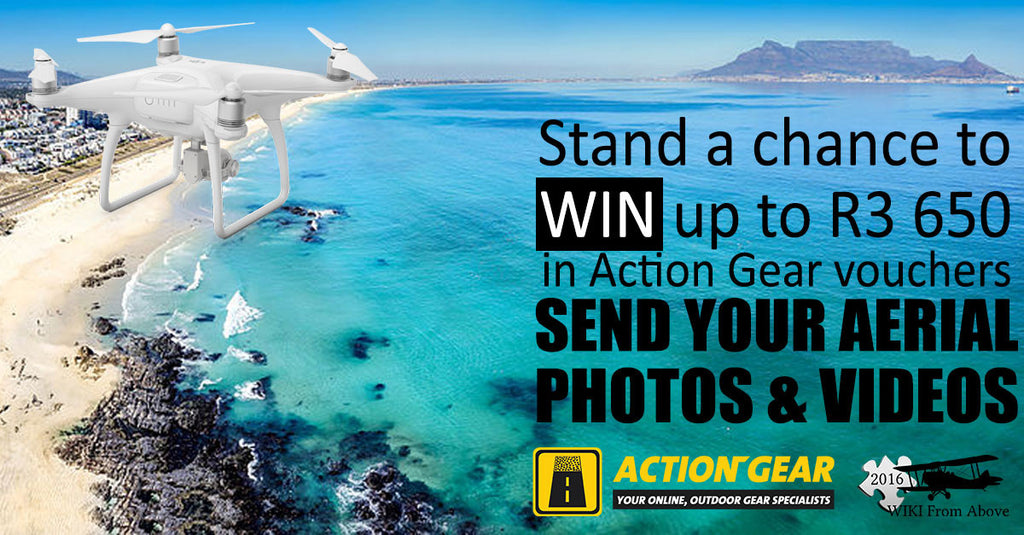 Competition! Submit Your Aerial Pics & Vids