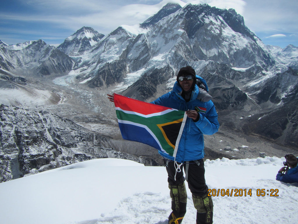 Action Gear TV Episode 5 with Everest Avalanche Surivor, Saray Khumalo