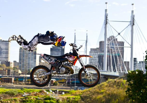 Action Gear TV Episode with FMX Freestyle Legend, Nick de Wit