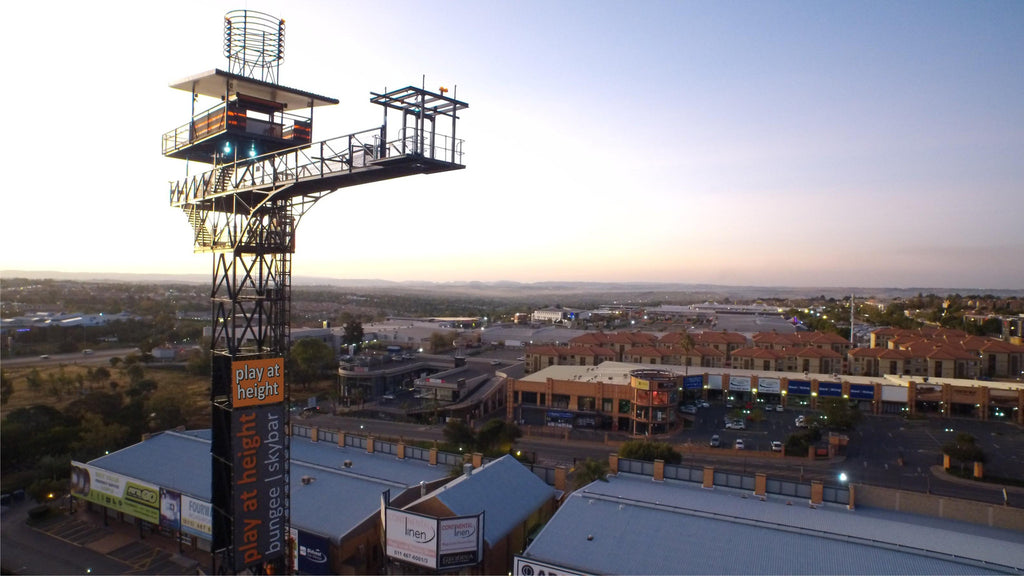 The Action Gear Team Bungee, Play at Height in Fourways