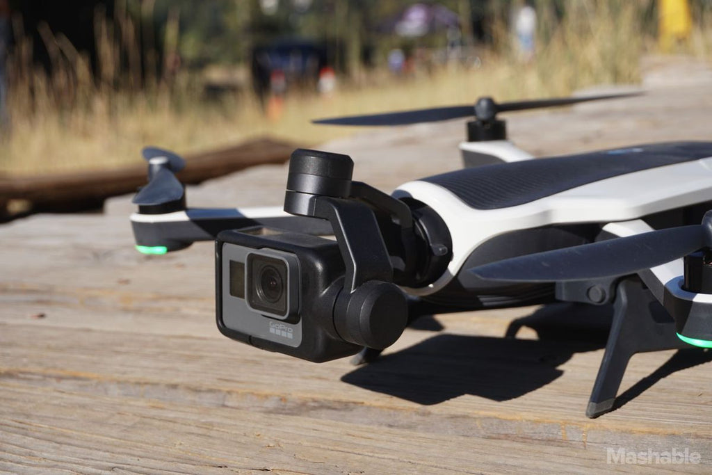 When will the GoPro Karma Drone be available in South Africa?