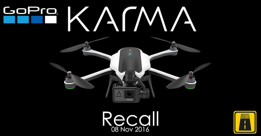 GoPro Karma Recall Due To Performance Issues