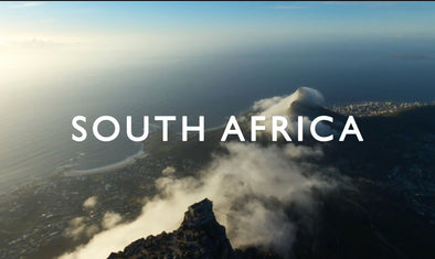 Incredible drone footage of South Africa