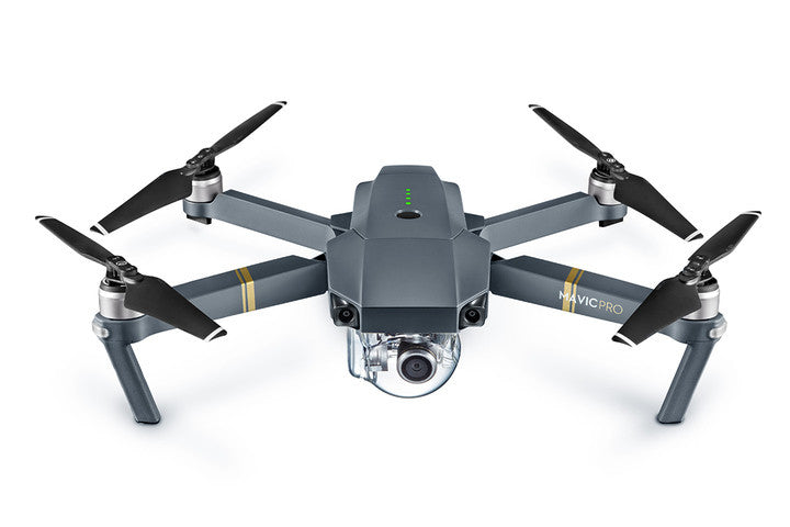 What's great about the DJI Mavic Pro