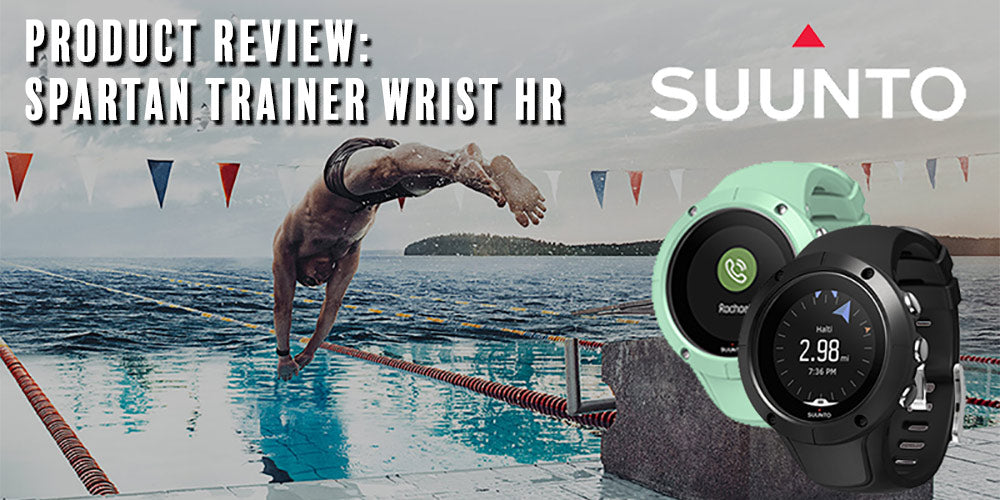 PRODUCT REVIEW: Suunto Spartan Trainer Wrist HR