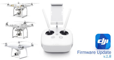DJI Firmware Update for Phantom Series