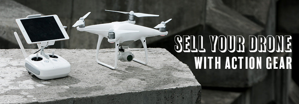 Pre-Owned Drones