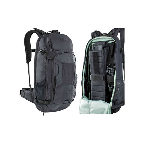 [product-type]-Evoc Trail E-Ride Protector Backpack - Action Gear