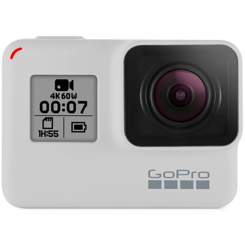 [product-type]-Gopro Camera Hero7 Black Limited Edition White. - Action Gear
