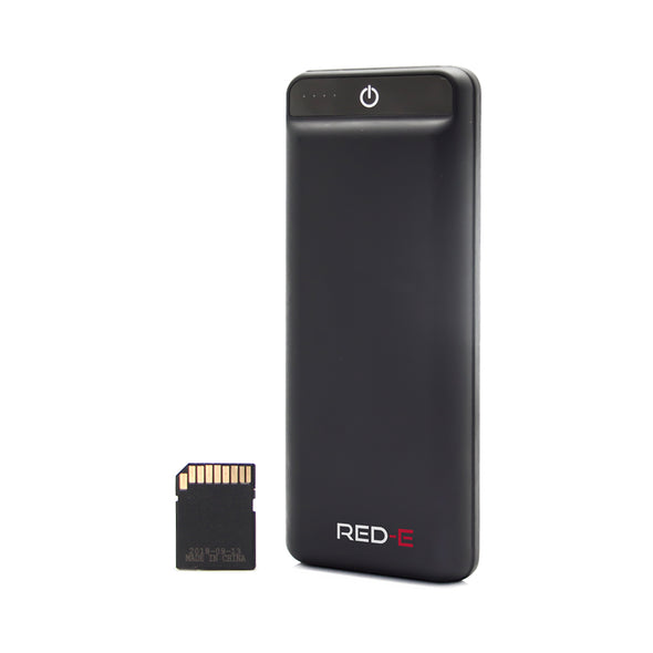 [product-type]-Red-E 30 000mAh Compact RC30 Power Bank - Action Gear