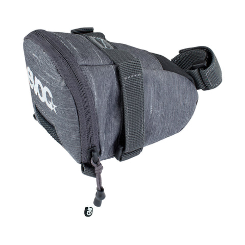 [product-type]-Evoc Seat Bag Tour Carbon Grey. - Action Gear