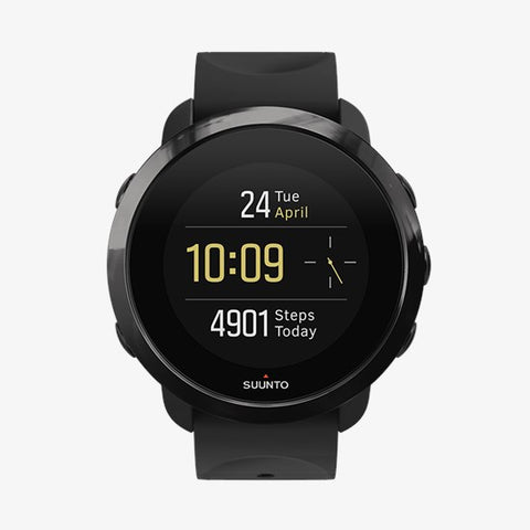 [product-type]-SUUNTO 3 FITNESS ALL BLACK METAL - Action Gear