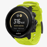 [product-type]-SUUNTO 9 G1 BLACK / LIME STRAP - Action Gear