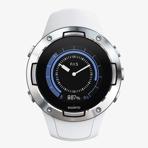 [product-type]-SUUNTO 5 G1 WHITE - Action Gear