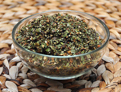 Hawthorn Leaf and Flower - Crataegus - Organic dried tea herb - FREE SHIPPING