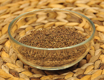 Caraway seed - Carum carvi - Organic dried tea herb - FREE SHIPPING