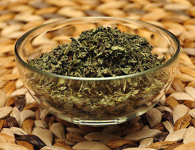 Lemon balm -Melissa officinalis - Organic dried tea herb - FREE SHIPPING