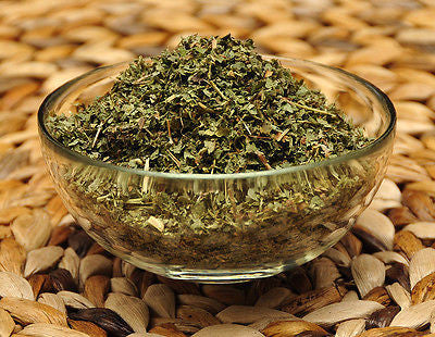 Wild blackberry leaf - Loose - Organic dried tea herb - FREE SHIPPING
