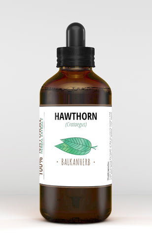 Hawthorn tincture - Crataegus - Organic herb drops - Extract