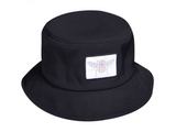 BC109 Brim&Brawn Bucket Hat Black
