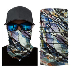 Multifunction Face Cover Bandana Headband Sun UV Protection Dustpoof Windproof Breathable Outdoor Riding FS104-07