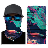 Multifunction Face Cover Bandana Headband Sun UV Protection Dustpoof Windproof Breathable Outdoor Riding FS104-11