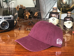 TC20106 Dad Cap Maroon