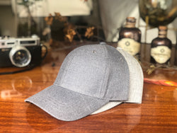TC20105 Brim&Brawn Baseball Cap Grey