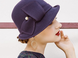 FH101 Lady Wool Felt Hat