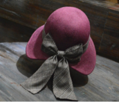 Lady Felt Hat 100% Wool FH107