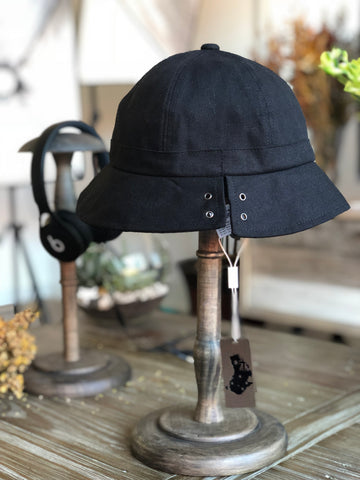 BC108 Brim&Brawn K-pop Style Bucket Hat with Long Tail