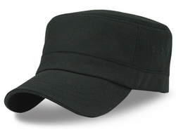 TC20104 Brim&Brawn Army Cap Black