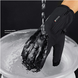WG20105 Waterproof Glove Touch Screen Black with Sizes