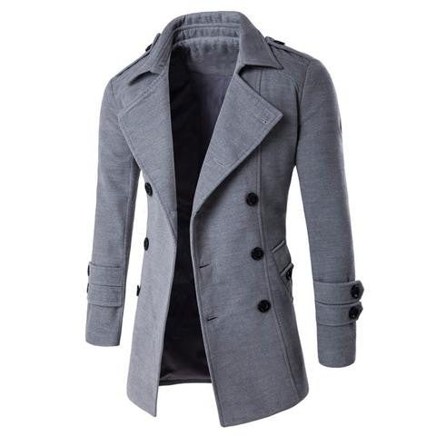 JL collection of overcoats for men/women and partners' collection.