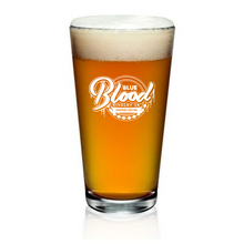 BBR Run Pint Glass