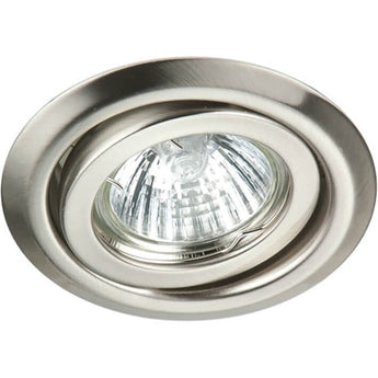 Pressed Steel Non Fire Rated Tilt Downlights