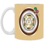 Coffee Mug (Initial) By BenJoy