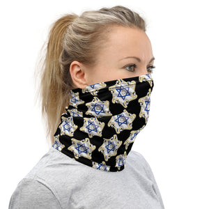 Star Of David Neck Gaiter