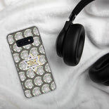 Judaica Star Of David Samsung Galaxy Case by BenJoy