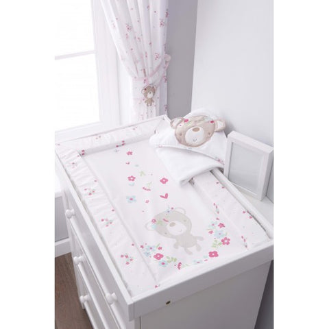 Silver Cloud Sweet Dreams Changing Mat - Hushabyebaby.co.uk