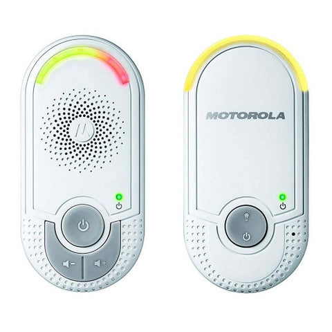 Motorola Baby Monitor Audio - Hushabyebaby.co.uk
