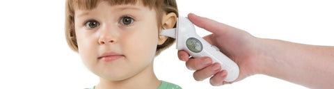 One Touch 2 in 1 Digital Thermometer - Hushabyebaby.co.uk