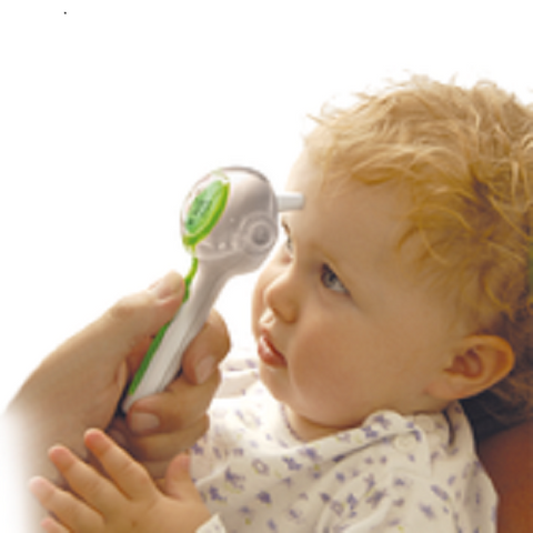 One Touch 3 in 1 Digital Thermometer - hushabyebaby-co-uk.myshopify.com