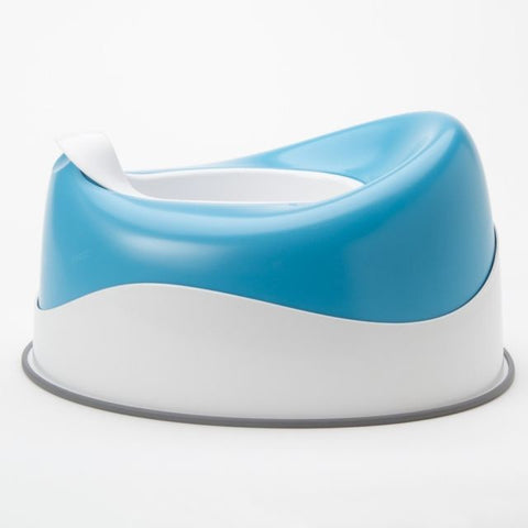 Potty Pod Basic Berry Blue - hushabyebaby-co-uk