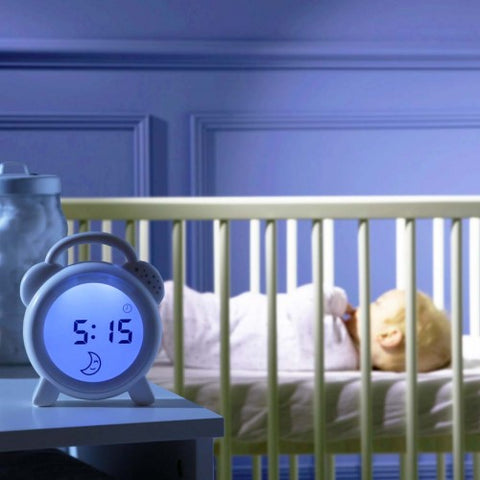 PURFLO SNOOZEE SLEEP TRAINER AND CLOCK - Hushabyebaby.co.uk