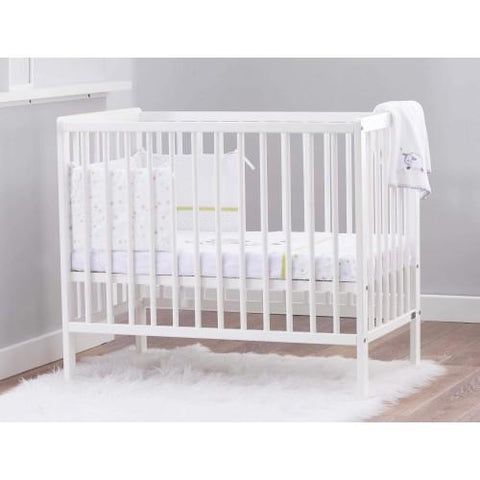 Counting Sheep Four piece Space Saving Cot Bedding Set - Hushabyebaby.co.uk