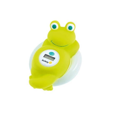 Safety 1st Frog Digital Bath Thermometer - Hushabyebaby.co.uk
