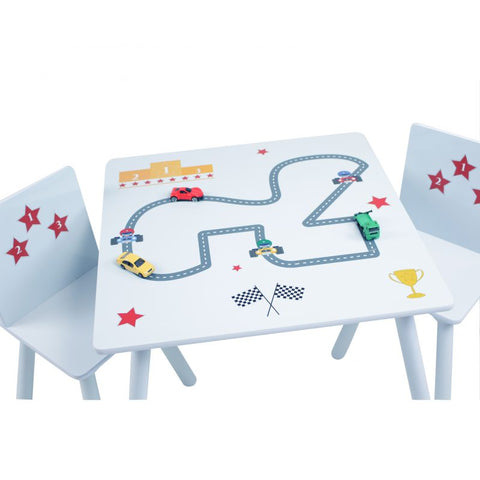 Star Cars Table and Chair Set - Hushabyebaby.co.uk