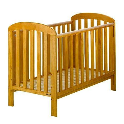 East Coast Nursery Cot Anna Antique - Hushabyebaby.co.uk