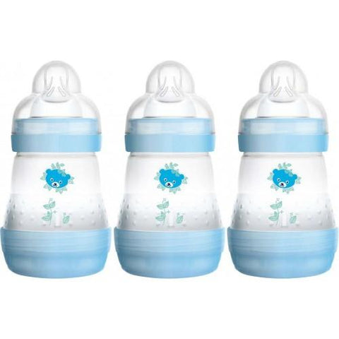 Anti-colic 160 ml 3 pack BOY - Hushabyebaby.co.uk